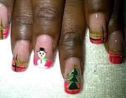 best easy u0026 simple christmas nail art designs u0026 ideas family