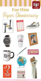 wedding gift quiz 25 paper anniversary gift ideas for him anniversary gifts paper
