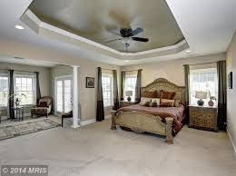 Master Bedroom Ceiling Fans by Traditional Master Bedroom With Crown Molding U0026 Carpet In Glenelg