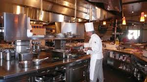 perfect the kitchen restaurant chefs with design decorating