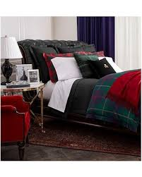ralph lauren king down comforter incredible winter deals on ralph lauren home kensington tartan