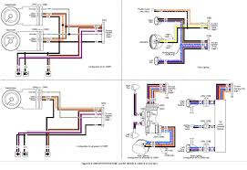 harley davidson sportster wiring diagram with schematic pictures
