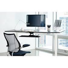 Computer Desk Height by Height Adjustable Desks Stretch Desks Free Shipping