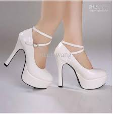 wedding shoes white 2012 new white wedding shoes high heels shoes 13cm size 34