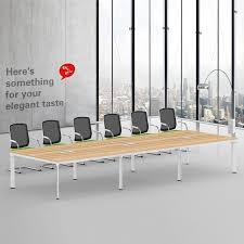 Big Meeting Table Big Discount Modern Conference Room Furniture High Quality Office