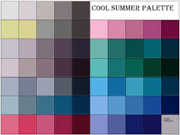 summer color palette color me beautiful her that shows her