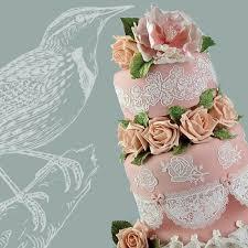 3d cake bowman 3d cake lace mat vintage roses