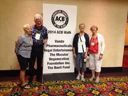 Blind Convention Vis Group Attends Blind Convention Glade Sun Crossville