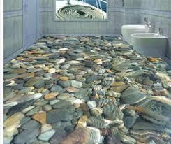 Decorative Bathroom Tile by Pebble Tile Floor Bathroom Online Pebble Tile Floor Bathroom For
