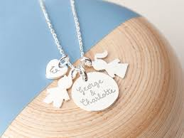 customizable necklaces kate middleton engraved necklace like princess diana s popsugar