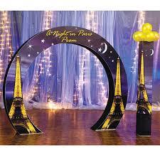 wedding arch entrance parisian party entrances parisian entrance props