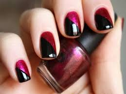 chevron nail design cool easy do it yourself nail designs 25 with
