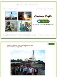 company profile pt gikoko kogyo indonesia pdf furnace clean