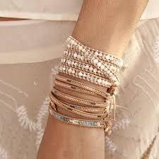 stacking bracelets the 25 best stack bracelets ideas on stacking