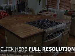 Powell Color Story Black Butcher Block Kitchen Island Kitchen Island 37 Butcher Block Kitchen Island 200650110020