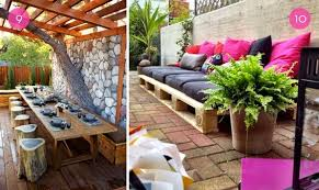 Backyard Seating Ideas by Eye Candy Creative Outdoor Seating Ideas Curbly