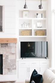 Living Room Wall Units With Fireplace Best 25 Tv Built In Ideas On Pinterest Basement Entertainment