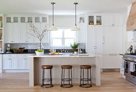 modern farmhouse kitchen cabinets white neutral modern farmhouse kitchen bathroom home bunch