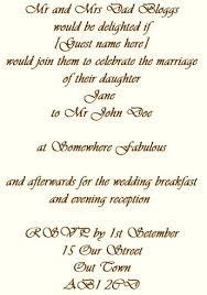 wording for wedding ceremony wedding invitation wording with ceremony and reception yaseen for