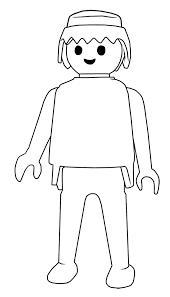 30 dessins de coloriage Playmobil à imprimer
