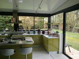 cuisine dans une véranda kitchen extensions
