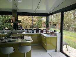 veranda cuisine photo cuisine dans une véranda kitchen extensions