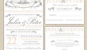wedding fascinating wedding invitations templates free to create