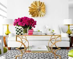 metallic home decor going for gold metallic home decor urban casa