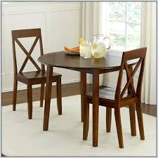 Kitchen Tables And Chairs For Small Spaces  KIurtjohnsonco - Small round kitchen table set