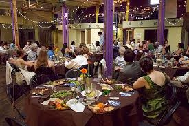 wedding venues rochester ny marlene pete s diy vegan wedding in a factory offbeat