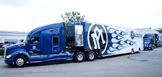kenworth tractor trailer performance machine kenworth hauler transporter race