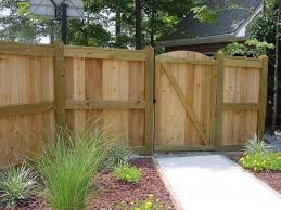 fence alarming average cost of privacy fence installation