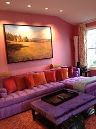 Winter Color Schemes by Images About Orange Grey On Pinterest Peach Paint And Living Rooms