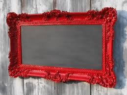 Country Kitchen Restaurant Menu - hollywood regency chalkboard red french country kitchen 36inx21in