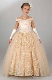 new arrival little ball gown gorgeous appliques lace up off