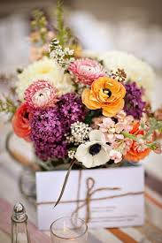 Fall Floral Decorations - special wednesday fall wedding flower ideas bridal bouquet and