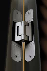 hidden hinges for cabinet doors concealed hinge exle contemporary door hardware pinterest