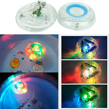 aliexpress com buy bathroom waterproof colorful led light toys