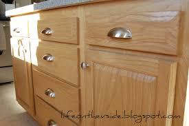kitchen cabinets knob placement interior design