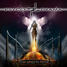 from ashes psyco drama from ashes to wings cd album at discogs