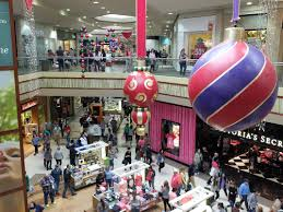 tis the season to shop residents flock to local stores looking for