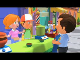 handy manny helps kelly chilli