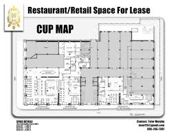 Floor Plan For A Restaurant by Renderings Revealed For New Rooftop Scene In Downtown La