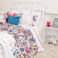Floral Bedroom Ideas Summer Decorating Bringing Tender Pastel Colors And Floral Accents