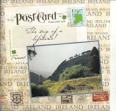 ireland photo album 210 best ideas for ireland scrapbook images on