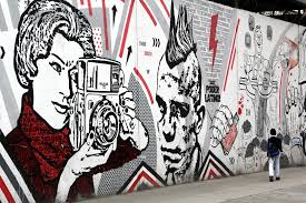 7 cities to see powerful street art