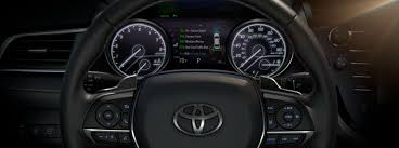toyota car information how to customize the toyota multi information display