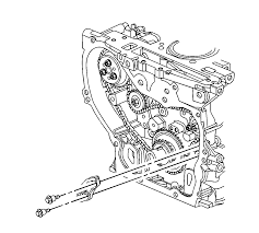 repair instructions on vehicle water pump and balance shaft