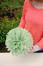 floral tissue paper diy tissue paper flowers project nursery