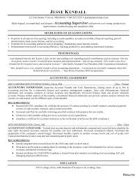 accountant resume sle crafty inspiration accounting resume exles 6 accountant sle